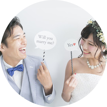 プロポーズ・ご成婚
